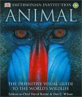 BURNIE: Animal: The Definitive Visual Guide to the World's Wildlife