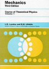 LANDAU, LIFSHITZ: Mechanics  (Course of Theoretical Physics, Volume 1)