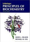 LEHNINGER: Principles of Biochemistry, Fourth Edition