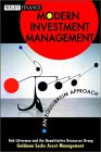 LITTERMAN: Modern Investment Management: An Equilibrium Approach