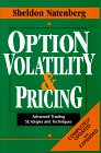 NATENBERG: Option Volatility and Pricing : advanced Trading Strategies and Techniques