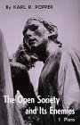 KARL POPPER: Open Society and Its Enemies (Volume 1, The Spell of Plato)