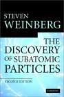 WEINBERG: The Discovery of Subatomic Particles