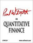 Paul Wilmott on Quantitative Finance, 2 Volume Set